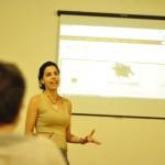 Paula Diniz - idealizadora do projeto ONZE Cultura