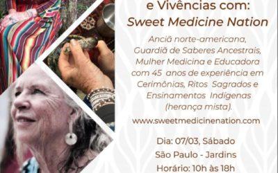 Sweet Medicine Nation em São Paulo